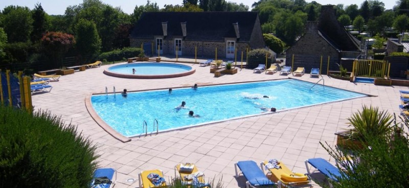 campsite in brittany camping dinan holidays in brittany